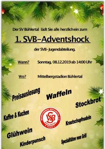 SVB Adventshock @ Mittelbergstadion Bühlertal